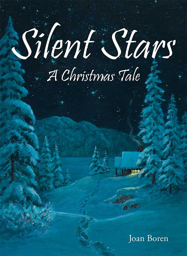 Silent Stars Book Cover-A Christmas Tale
